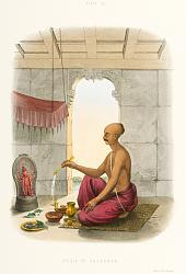 Нажмите на изображение для увеличения.  Название:pd20-410022-Pooja of Hunooman.jpg Просмотров:1 Размер:52.2 Кб ID:17410