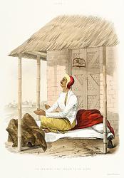Нажмите на изображение для увеличения.  Название:pd20-410001 The Brahmins First Prayer to the Curoo.jpg Просмотров:2 Размер:61.2 Кб ID:17387
