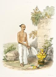 Нажмите на изображение для увеличения.  Название:pd20-410021-Pooja of Gunesh.jpg Просмотров:1 Размер:58.5 Кб ID:17409