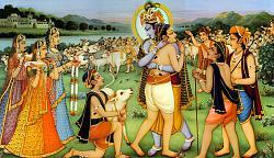 Нажмите на изображение для увеличения.  Название:119-krishna-vstrechaet-gop-kumara.jpg Просмотров:4 Размер:98.4 Кб ID:12563